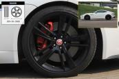 捷豹F-TYPE2015款轮胎/轮毂缩略图
