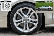 奥迪S82015款轮胎/轮毂缩略图