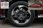 缤智2015款轮胎/轮毂缩略图