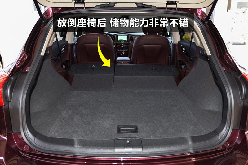 东风英菲尼迪 QX50