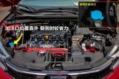 本田XR-V2015款玻璃水加注缩略图