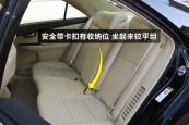 凯美瑞 双擎2015款后排座椅缩略图