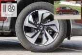 本田CR-V2015款轮胎/轮毂缩略图