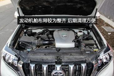 普拉多 3.5 V6 VX-NAVI版