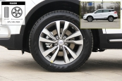 博越2016款轮胎/轮毂缩略图