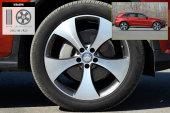 奔驰GLC级2016款轮胎/轮毂缩略图
