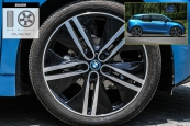 宝马i32016款轮胎/轮毂缩略图