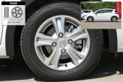 宝骏3102016款轮胎/轮毂缩略图
