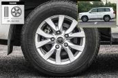 兰德酷路泽2016款轮胎/轮毂缩略图
