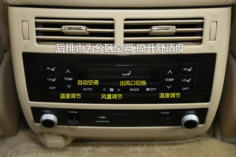 兰德酷路泽 4.6L VX-R