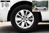 夏朗2016款轮胎/轮毂缩略图