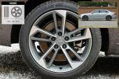 奥迪A4L2017款轮胎/轮毂缩略图