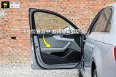 奥迪A4L2017款车门缩略图