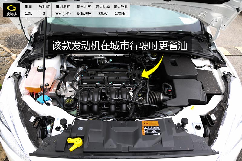 福克斯两厢 1.0T 手动超能风尚型