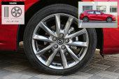 昂克赛拉2017款轮胎/轮毂缩略图