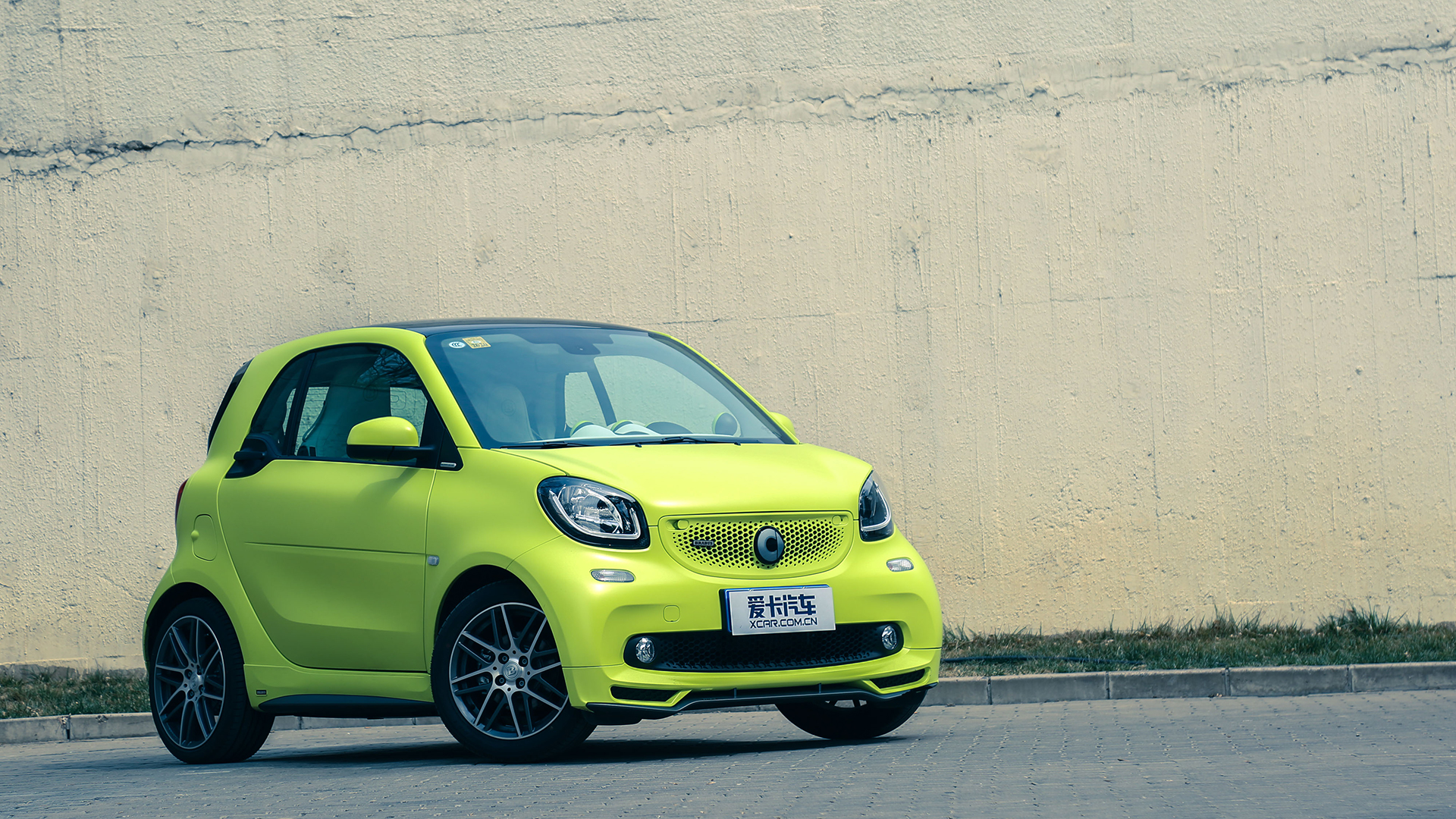 smart fortwo 0.9T BRABUS tailor made专属定制硬顶版