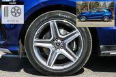 奔驰GLE级2017款轮胎/轮毂缩略图