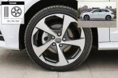 奥迪A3两厢2017款轮胎/轮毂缩略图