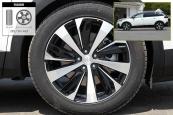 标致50082017款轮胎/轮毂缩略图