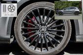 奔驰GLA级AMG2018款轮胎/轮毂缩略图