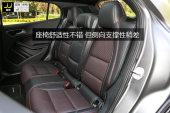 奔驰GLA级AMG2018款后排座椅缩略图