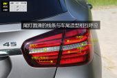 奔驰GLA级AMG2018款车灯缩略图