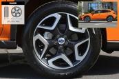 斯巴鲁XV2018款轮胎/轮毂缩略图