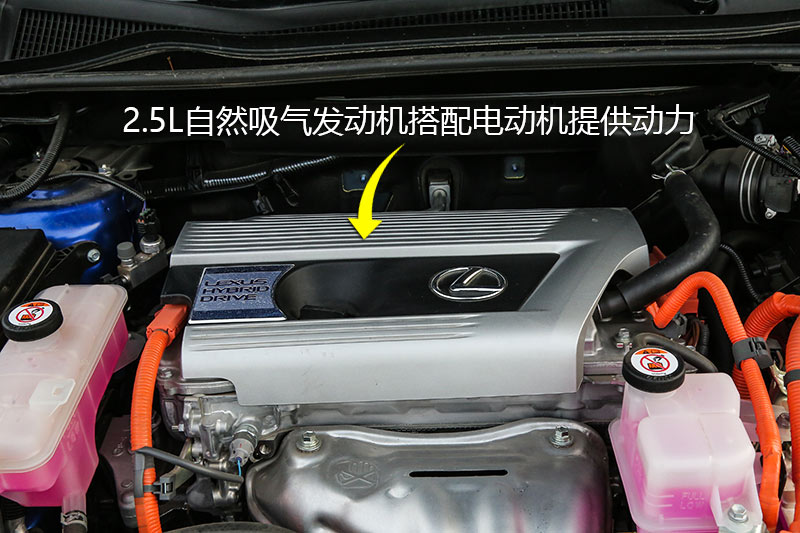 雷克萨斯NX 300h F SPORT 全驱