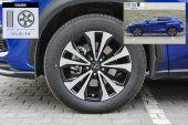 雷克萨斯NX2017款轮胎/轮毂缩略图