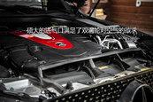奔驰GLC级AMG2017款布局缩略图