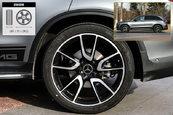 奔驰GLC级AMG2017款轮胎/轮毂缩略图
