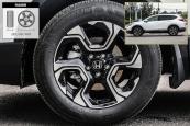 本田CR-V2017款轮胎/轮毂缩略图