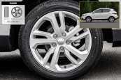 骏派D602017款轮胎/轮毂缩略图