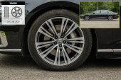 奥迪A8L2018款轮胎/轮毂缩略图