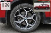 宝马X12018款轮胎/轮毂缩略图