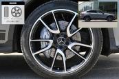 奔驰GLC级AMG轿跑SUV2017款轮胎/轮毂缩略图