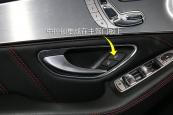 奔驰GLC级AMG轿跑SUV2017款车门缩略图