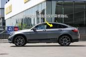 奔驰GLC级AMG轿跑SUV2017款车窗玻璃缩略图