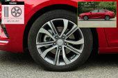 帝豪GL2018款轮胎/轮毂缩略图
