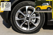 ARCFOX LITE2017款轮胎/轮毂缩略图
