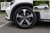奔驰GLC级2018款轮胎/轮毂缩略图