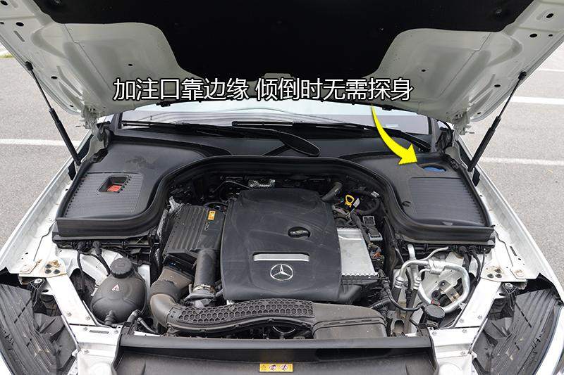 奔驰GLC级 GLC 260 4MATIC 动感型