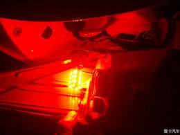 自己动手更换IX35-LED刹车灯
