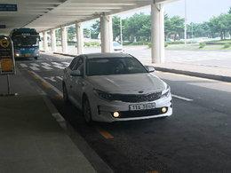 国外看车 韩国街头各种起亚K5