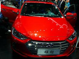 2016北京车展 欣赏领动