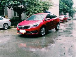 有口皆碑 冒雨拍摄艾5新车分享