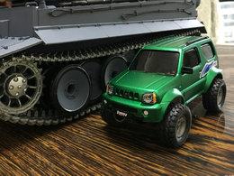 还是技术帝牛 手制汽车模型