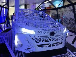 北京车展 直击卡罗拉双擎的不同