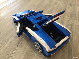 LEGO 8214 兰博基尼警车