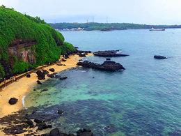 吃货的天堂 广西涠洲岛海鲜吃不停